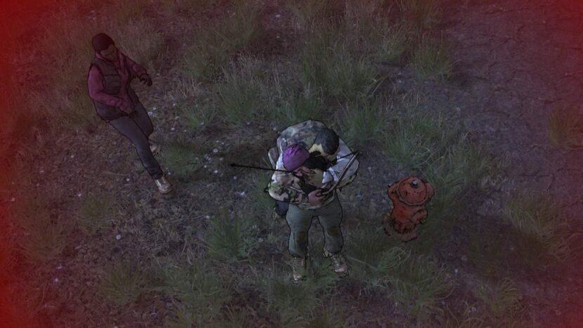 игра Survivalist: Invisible Strain