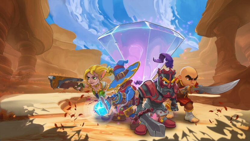 игра Dungeon Defenders: Awakened