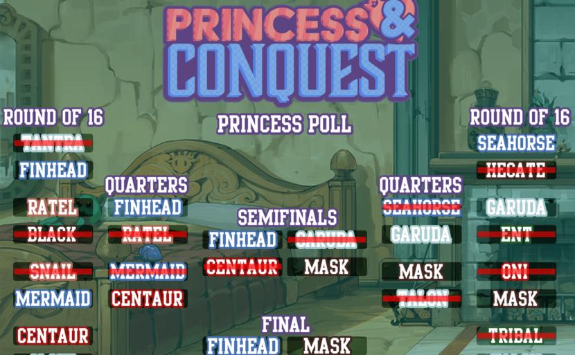 Princess & Conquest