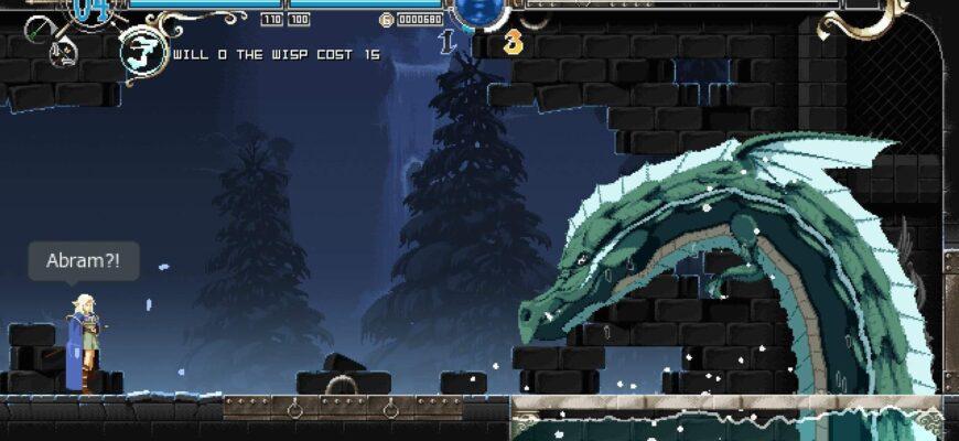 игра Record of Lodoss War-Deedlit in Wonder Labyrinth