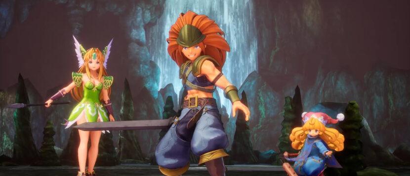 игра Trials of Mana