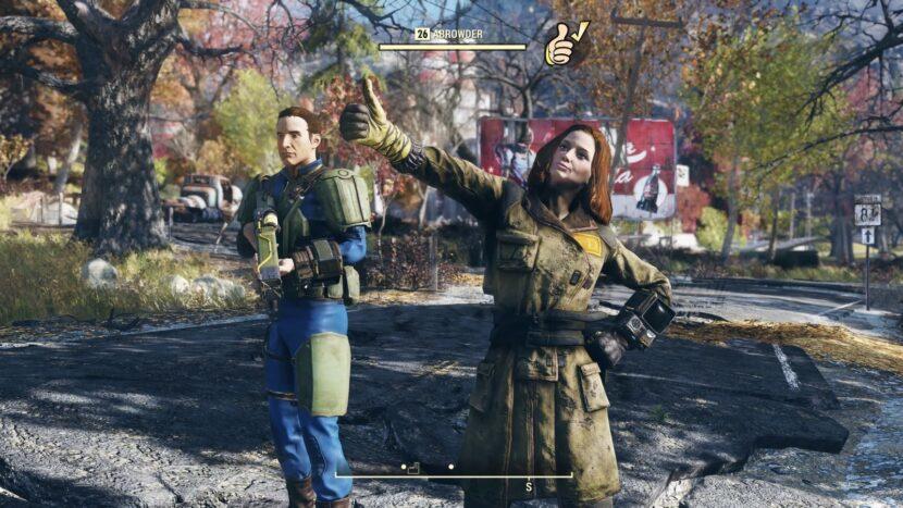 игра Fallout 76